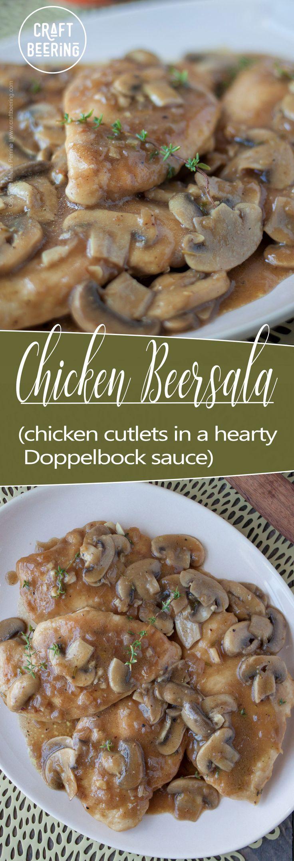 Chicken Beersala recipe. #chickenbeersala #cookingwithbeer #beerchicken