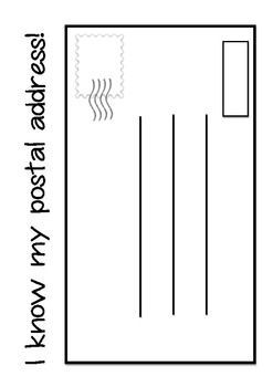 FREE Printable Phone Number and Address Practice Worksheets