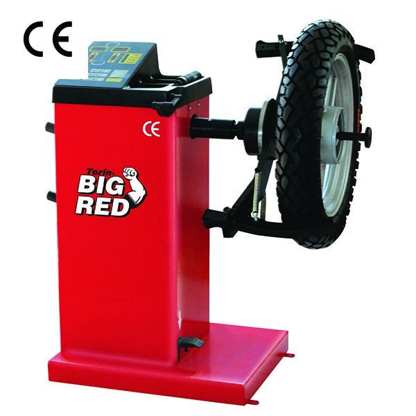 Centírozó gép motorkerékpár, Big Red
