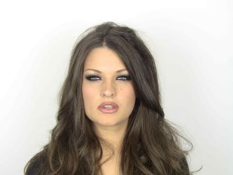 pam anderson eye makeup tutorial