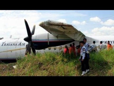 Kronologi Hilangnya Pesawat Trigana Air di Papua