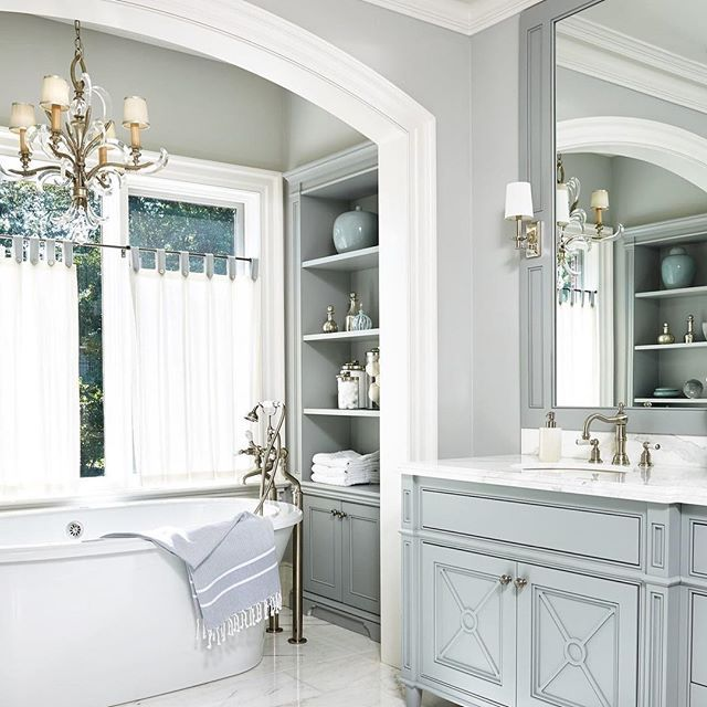 Best 25 Gray Bathroom Paint Ideas On Pinterest: Best 25+ Benjamin Moore Classic Gray Ideas On Pinterest