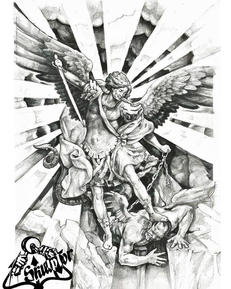 Kostenlose Skizze #skulptor #sketch #sketchtattoo #tattoo #tattooart …   – Тату
