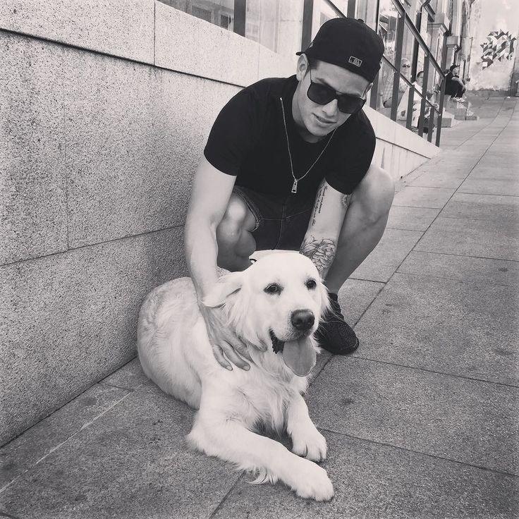#James en IG: Ya quería verte. #dylan #bestfriend