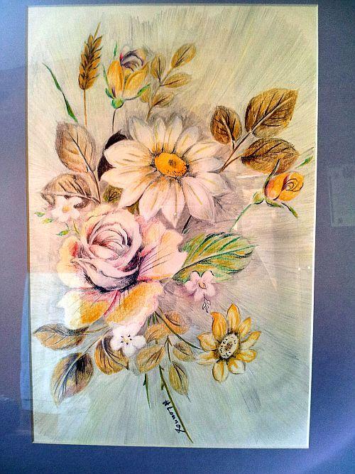 Wildflowers by Heather Lennox