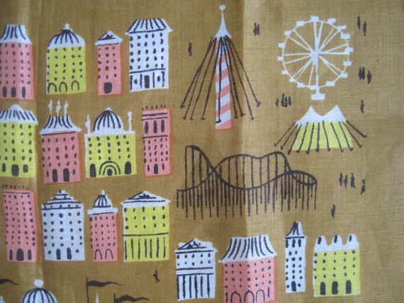 fair grounds handkerchief Tammis Keefe