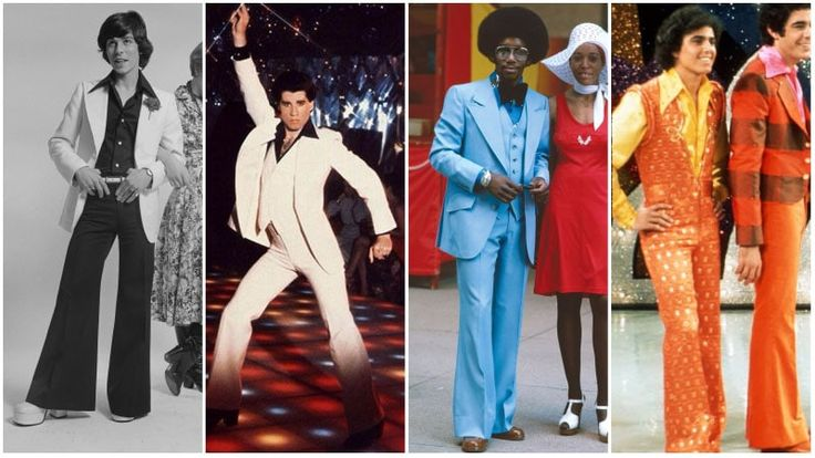 70s Fashion for Men (How to Get the 1970s Style) | 70s ...