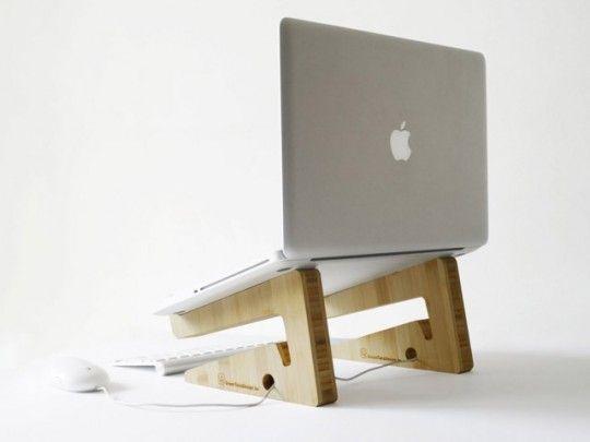 25 best ideas about support ordinateur portable on pinterest support d 39 ordinateur portable. Black Bedroom Furniture Sets. Home Design Ideas