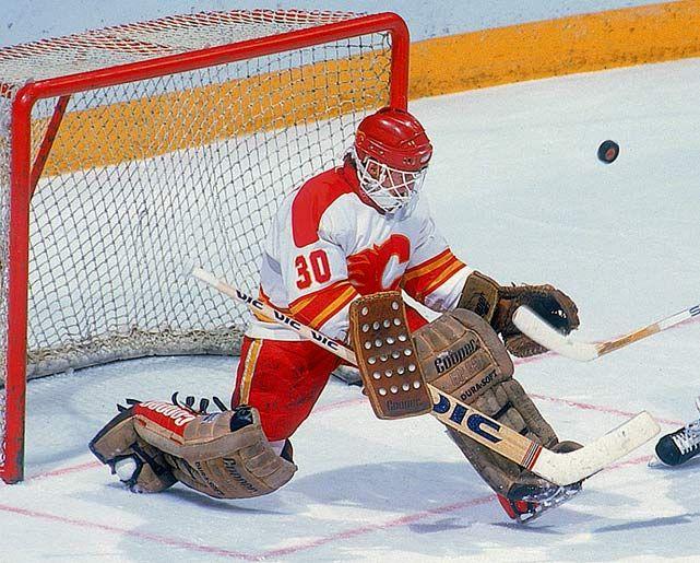 Mike Vernon, Calgary Flames