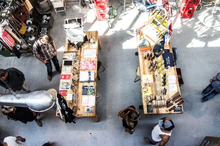Local Goods Store @dehallen Amsterdam
