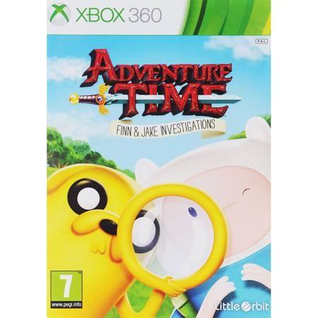 Adventure Time: Finn and Jake Investigations Игра для Xbox 360  — 1999 руб. —  Adventure Time: Finn and Jake Investigations-совершенно новый концепт 3D-экшена в приключенческой игре классического типа. Финн и Джейк решают продолжить дело родителей Финна -профессиональных следователей. Очутившись в загадочной Стране Ууу, полной таинственных исчезновений и событий, игроки должны будут решать трудные головоломки, сражаться со злодеями и допрашивать жителей. Кроме того, игроков ждут как старые…