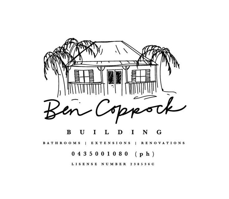 ben coppock logo by wit and co.