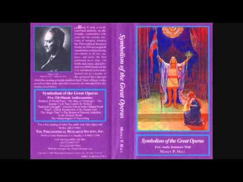 "Manly P. Hall - Builders of World Peace ""The Ring of the Niebelugs"" - the Karmic Cycle"