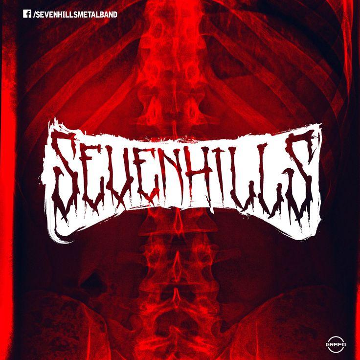 Sevenhills - Romanian Metal Band logo  www.GRAFO.ro