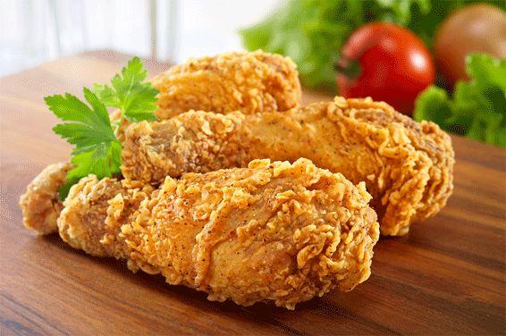 Hola, amigos Hoy les compartimos una receta más de productos la doña que le encantará a grandes y chicos por igual pollo frito crujiente
