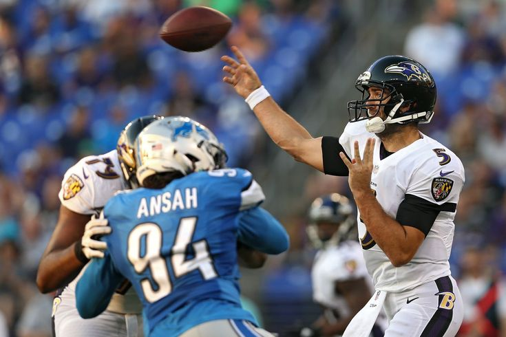 How to watch NFL Week 13 Lions-Ravens: TV schedule, online streaming, announcers, more