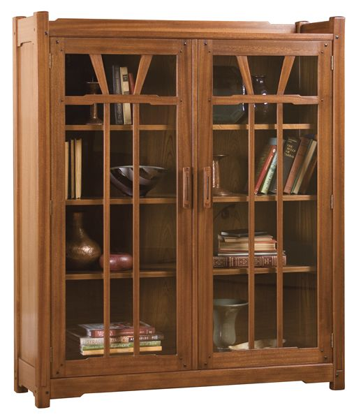 Stickley Furniture Gamble House Bookcase Greene Amp Greene Style Mission Style The Mission Home
