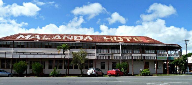 Malanda Hotel | Atherton Tablelands | Queensland | Australia