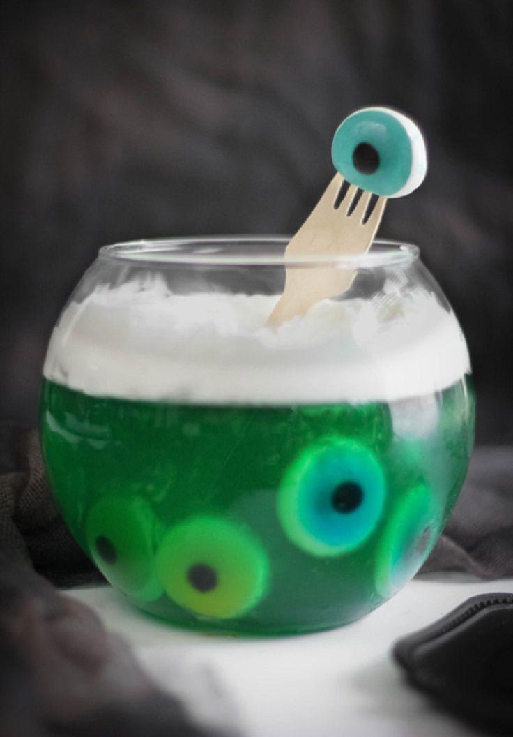 Top 10 Halloween Drinks for Kids