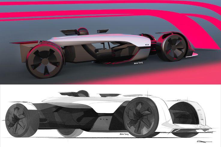 Alvin Tseng — Art Center Transportation Design