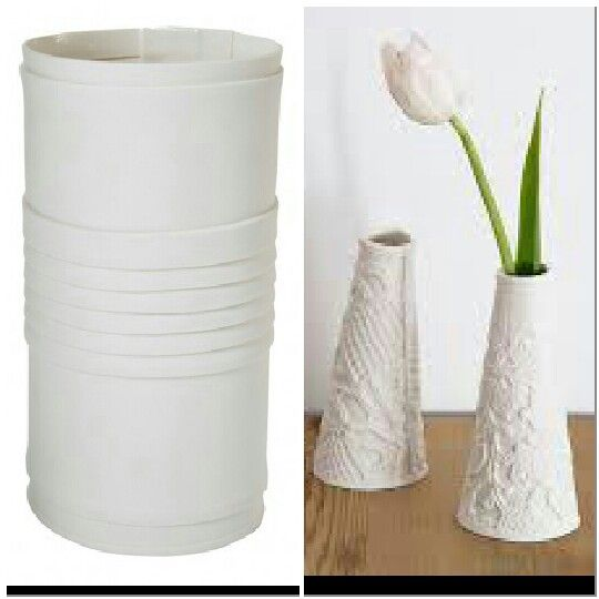 Enhance any space with these stunning handmade, locally produced porcelain vessels.