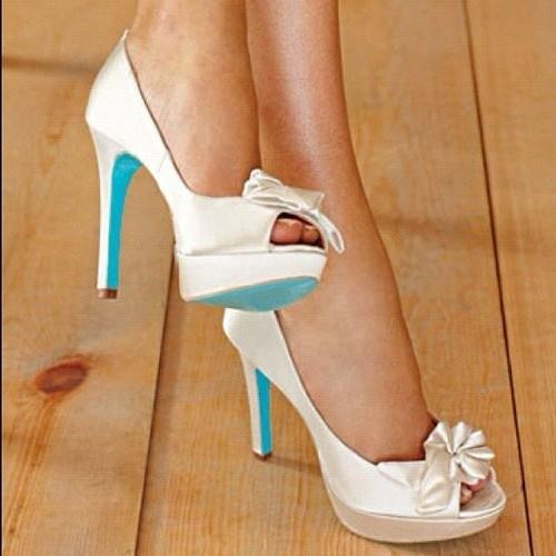 must find these! potential wedding heels?