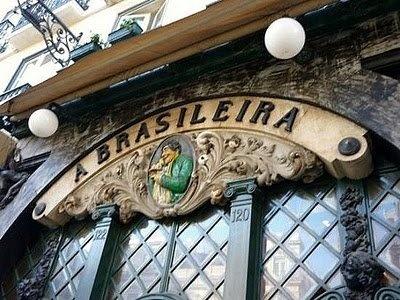 Tipical Lisbon - A Brasileira @ Chiado