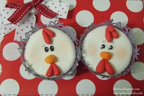 Cupcakes animalitos By: Jucelia
