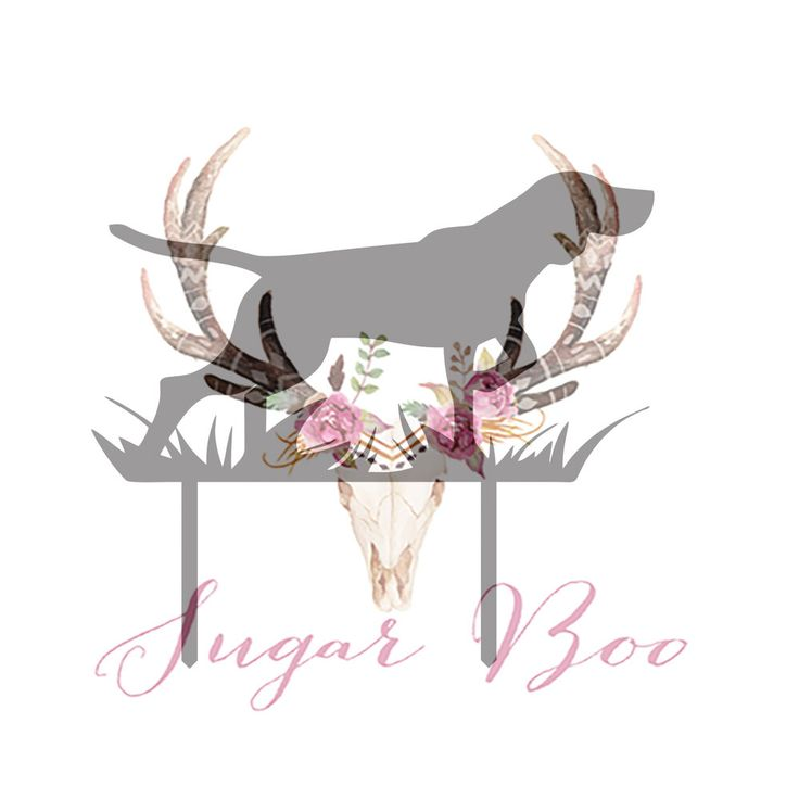 Hunting Dog Silhouette Cake Topper Cake Toppers Cake Decoration Cake Decorating Silhouette Cake Topper Sugar Boo HUNDGS2 by SugarBooBespokeGifts on Etsy https://www.etsy.com/au/listing/490543776/hunting-dog-silhouette-cake-topper-cake