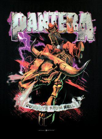 pantera band | Diposting oleh scarface Label: band news , metal band , pantera