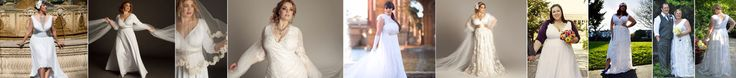 Beautiful plus size wedding dresses in a variety of full figured styles at affordable prices! s from 14 to 36 (1x-6x). Amazing shapes and styles that will create beautiful outfits you will love to wear.