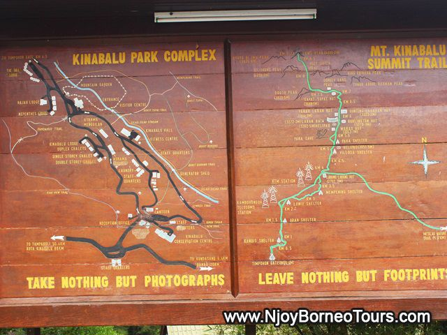 Kinabalu Park and Summit Trail