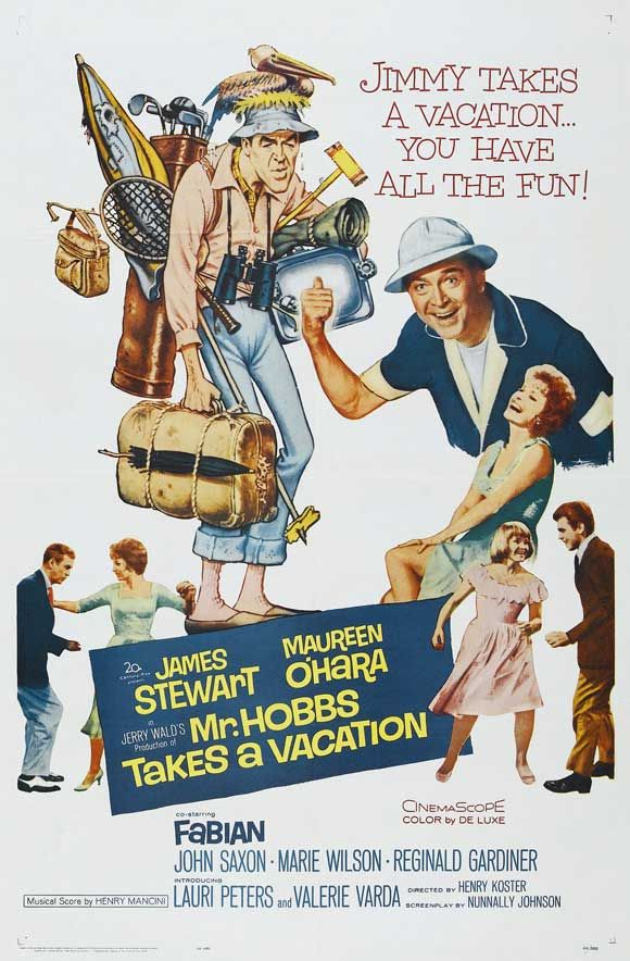 Mr Hobbs Takes a Vacation (1962)
