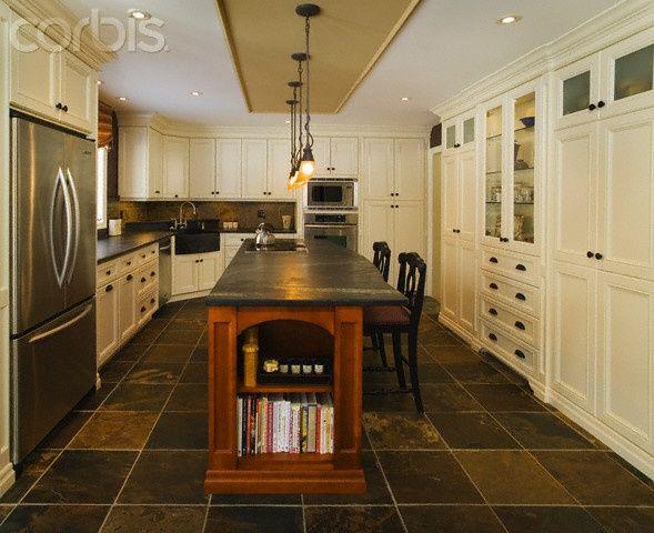 1000 Ideas About Dark Tile Floors On Pinterest Tile