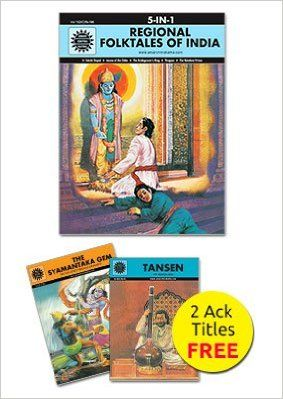 43 best childrens fiction wishlist images on pinterest fiction buy regional folktales of india with 5 ack titles as freebie from amar chitra katha book online at low prices in india regional folktales of india with 5 fandeluxe Images