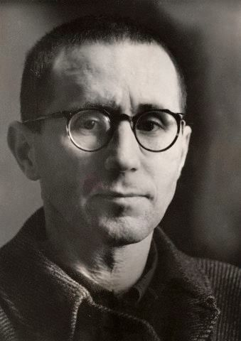 german playwright bertolt brecht s use of Discover the work of german playwright berthold brecht (also known as bertolt brecht) if you are interested in more of brecht's plays.
