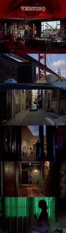 Vertigo by Alfred Hitchcock