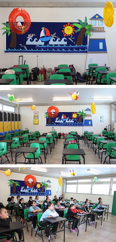 Decoración de aula