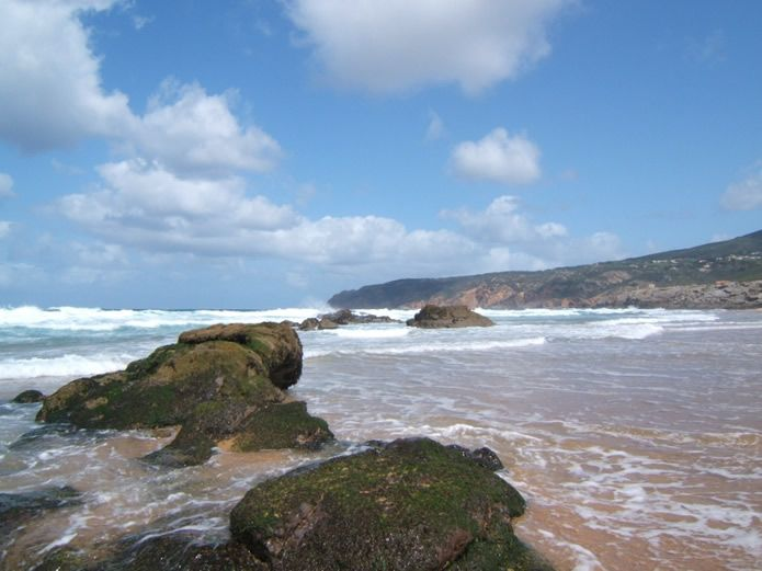 Lisbon area - Praia do Guincho