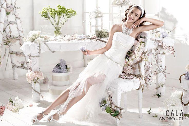 Una de las preguntas más frecuentes que escucho sobre los vestidos de CALA es: ¿pero este vestido no es más para casarse en la playa? Es tu boda, tú decides todos los detalles: vestido, decoración y, sobre todo, el lugar http://www.villais.com/blog/una-eleccion-custom-made/