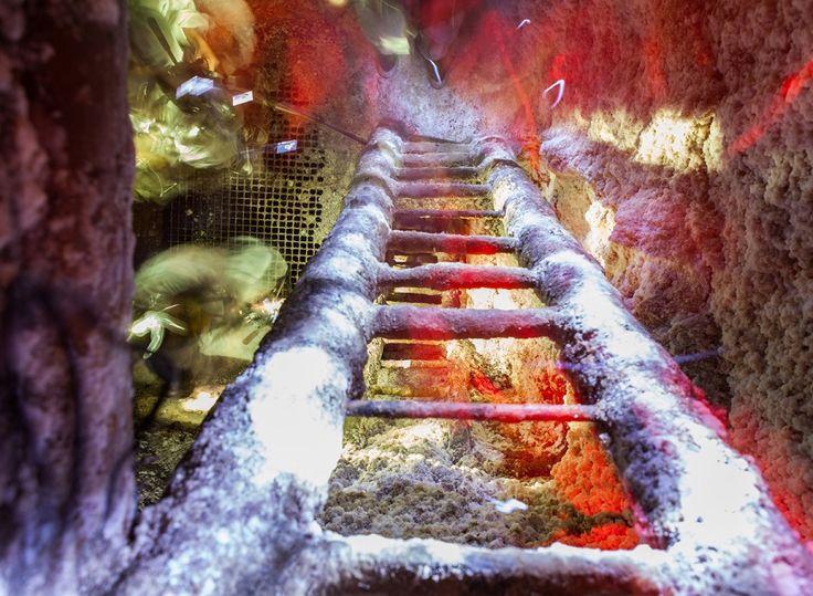 Bochnia Salt Mine - Poland