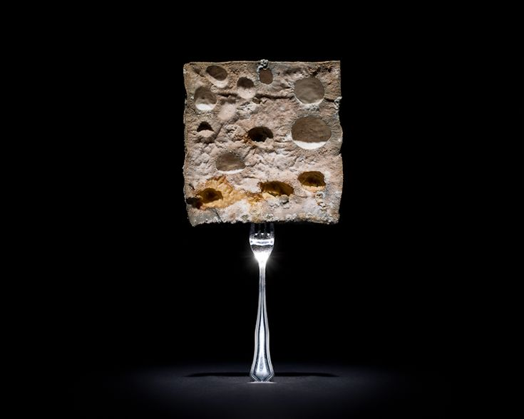 PROJECTS One Third | Cheese | Klaus Pichler