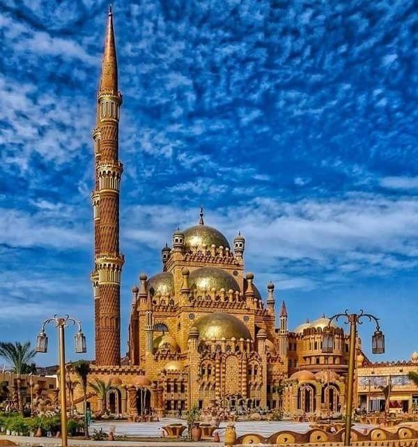 Pin By Taher Hamdy On Wazifa Mine Mosque Egypt Taj Mahal