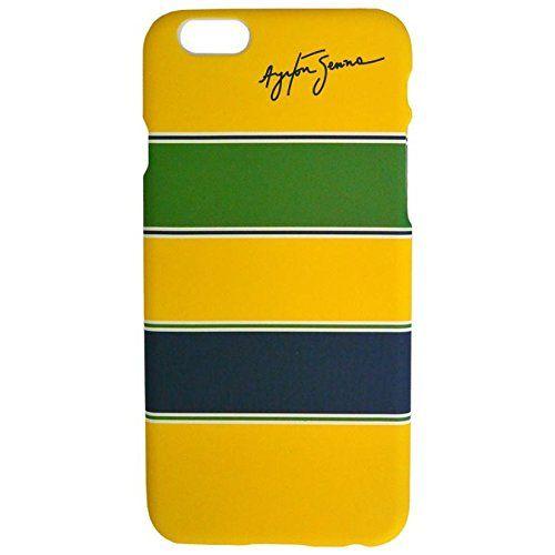 Ayrton Senna iPhone 6 Helmet Case by Ayrton Senna Shop
