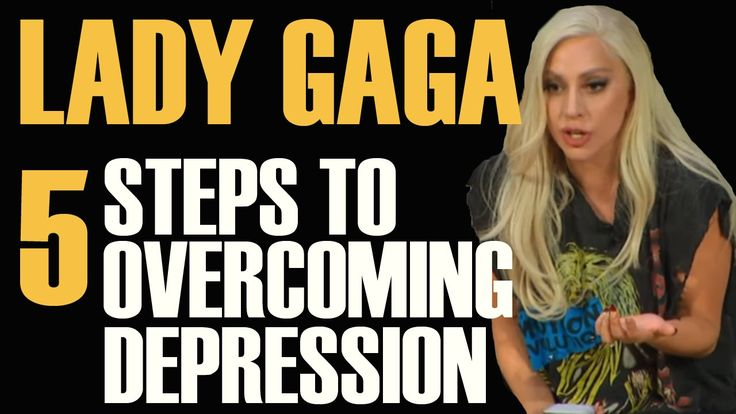 Overcome Depression in 5 Steps