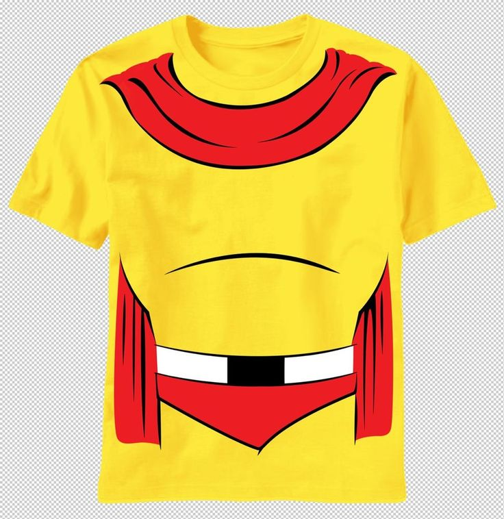 Mighty Mouse Superhero Classic Cartoon Character Costume Cape Mens T-shirt Top #MadEngine #GraphicTee