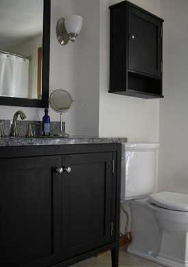my next house project transform my small bathroom on a budget and paint my vanities