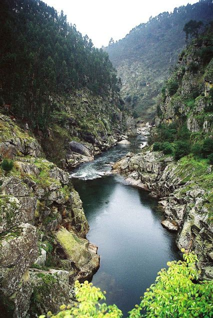 Rio Paiva - Nascente - Distrito de Viseu