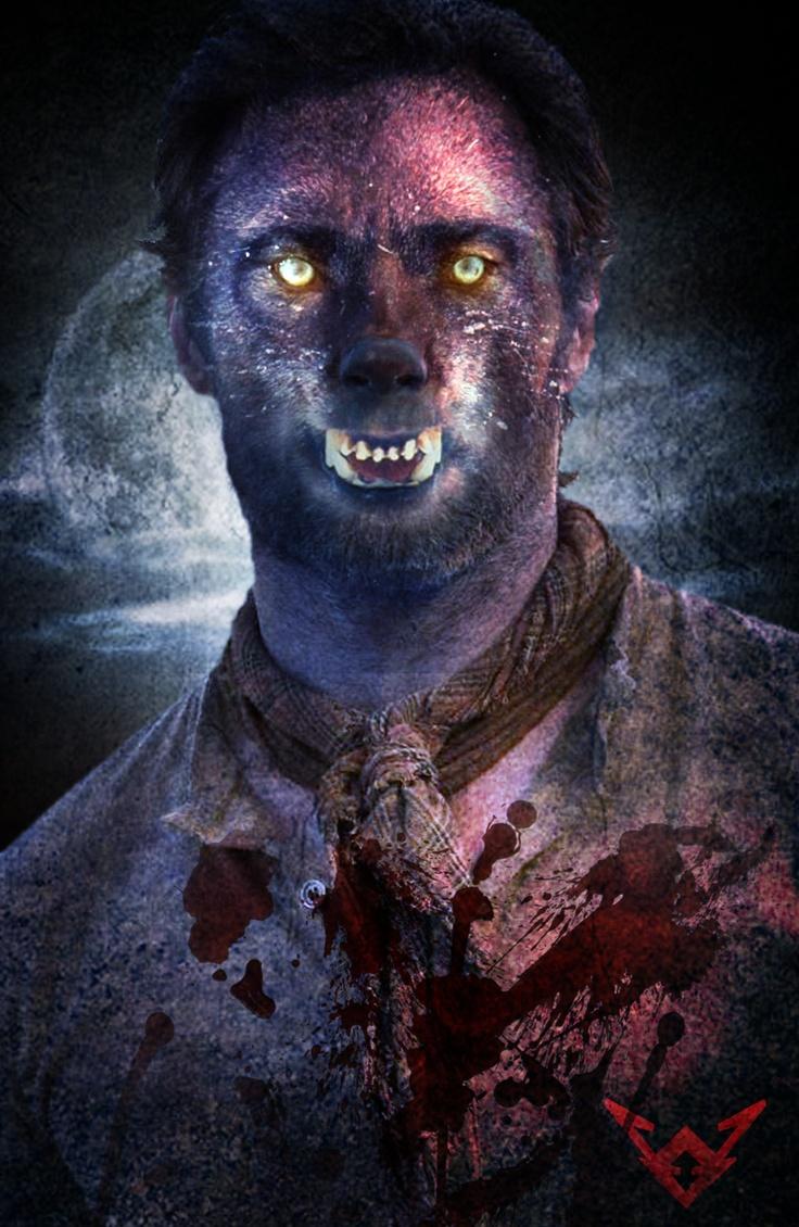 Fotomontaje motivo Halloween 2012