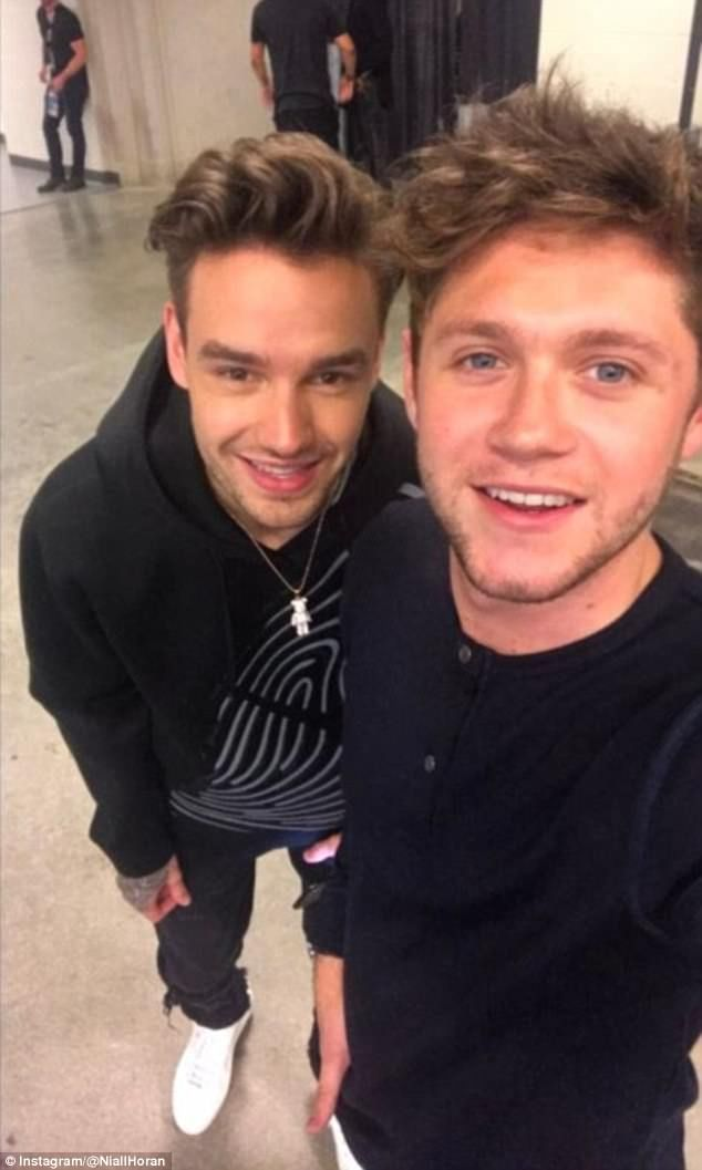 ID reunion! Liam Payne, 23, showed he hadn't forgotten the roots of his musical success as he reunited with One Direction bandmate Niall Horan, 23, at the ZPL Birthday Bash concert in Indianapolis on Friday